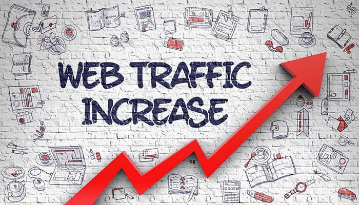 web-traffic-increse