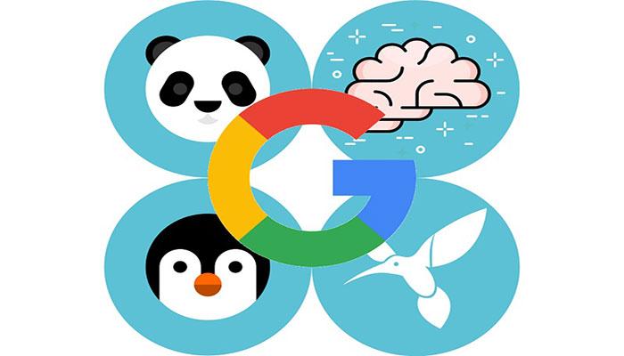 google-ranking-algorithm